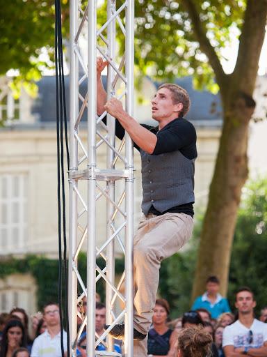 spectacles  de rue  Angers
