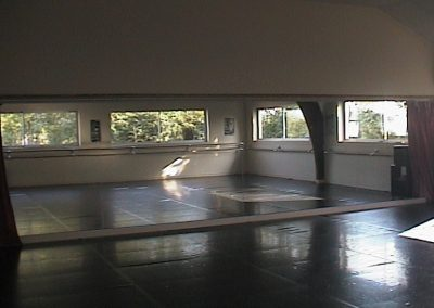 salle de danse