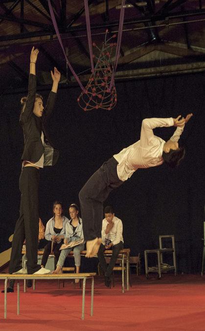 Cours adultes Arts du Cirque