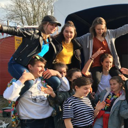 Rencontres régionales des écoles de cirque